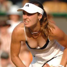 Top 10 Nude Athletes - 2. Martina Hingis Nude